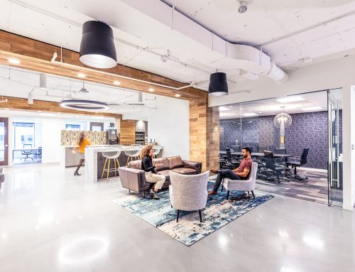 Building Flexible Workspaces